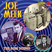Twangy Guitars, Reverb And Heavenly Choirs: The RGM Sound [ORIGINAL RECORDINGS REMASTERED] 2CD SET Import Edition by Joe Meek (2013) Audio CD