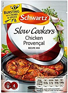 Schwartz Slow Cookers Chicken Provencale - 35g