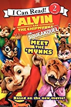 Alvin and the Chipmunks: The Squeakquel: Meet the 'Munks (I Can Read Level 2)