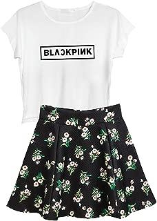 rose dress blackpink