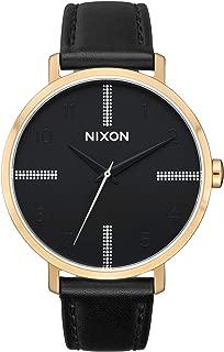 Nixon Women's Arrow Leather Analog Display Quartz Watch