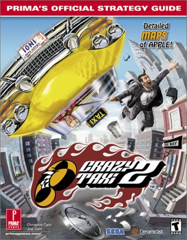 Crazy Taxi 2: Prima's Official Strategy Guide
