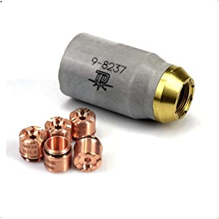 SL60 & 100 Plasma Torch Shield Cup Original Drag Shield Cup 9-8237 9-8235 for Thermal Dynamics Consumables 6pcs