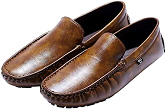Hush Berry Men's Loafers Shoes for Men