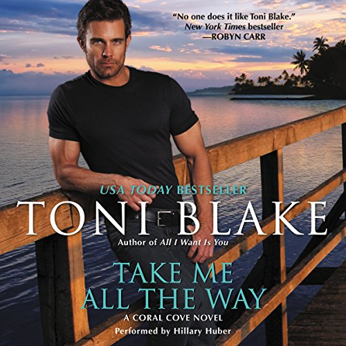 Take Me All the Way audiobook cover art