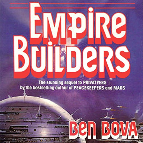Empire Builders audiobook cover art