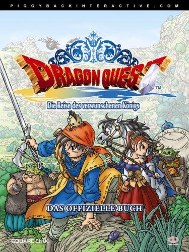 Dragon Quest 8 - Offizielles Lösungsbuch (Piggyback) [Importación alemana]