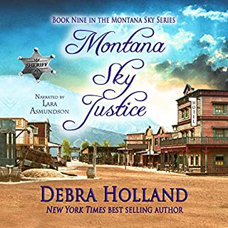 Montana Sky Justice audiobook cover art