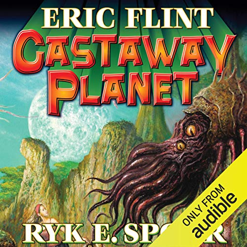 Castaway Planet cover art