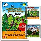 El tradicional libro de canciones para niños – los 100 mejores clásicos canciones para niños. Con todas las notas, acordes, letras para cantar y musicales con 2 CDs - 9783981540864