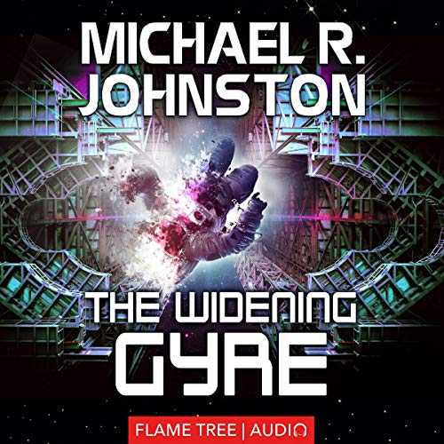 The Widening Gyre     Fiction Without Frontiers              By:                                                                                                                                 Michael R. Johnston                               Narrated by:                                                                                                                                 Christopher Ragland                      Length: 9 hrs and 54 mins     4 ratings     Overall 4.5