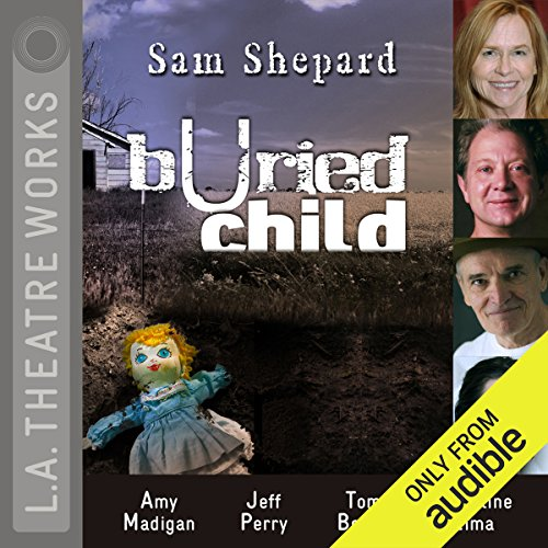 Buried Child audiobook cover art