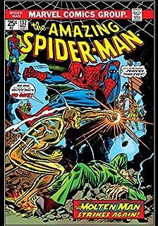 amazing spider man 132
