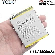 Original BLP637 Battery for OnePlus Five One Plus 5 5T 3300mAh High Capacity