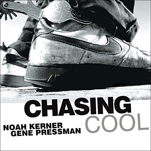Chasing Cool audiobook cover art