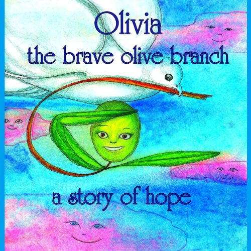 Olivia the Brave Olive Branch audiobook cover art