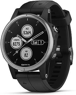 Relógio Smartwatch Garmin Fenix 5S Plus PRATA 010-01987-20