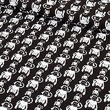 MAGAM-Stoffe Affen Jersey Kinder Stoff Oeko-Tex Meterware