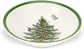 Spode Christmas Tree Cereal/Oatmeal Bowl