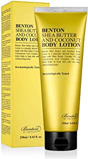 Benton Shea Butter and Coconut Body Lotion 250 ml