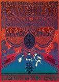 World of Art Global Konzert-Poster, Vintage-Stil, Canned