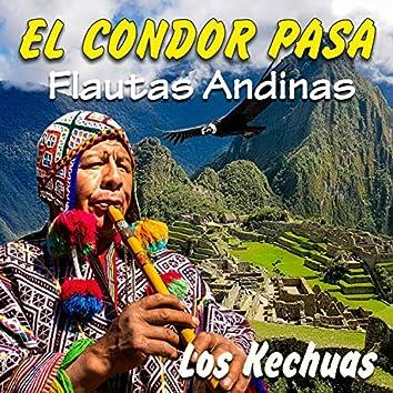 El Cóndor Pasa - Flautas Andinas
