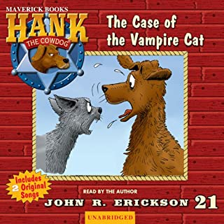 The Case of the Vampire Cat cover art