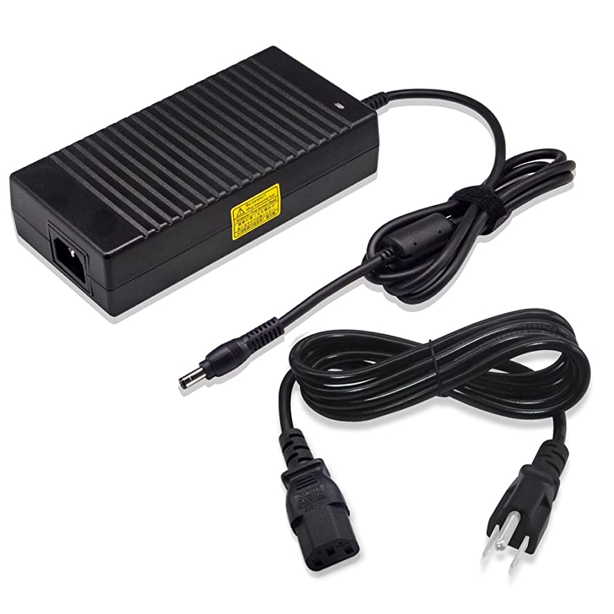 Delippo 19.5V 11.8A Compatible 230W AC Adapter Replacement for HP EliteBook 8540w 8560w 8730w 8740w 8750w 8760w 8770w?HP 693714-001 HSTNN-DA12[UL Listed]