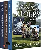 Timber Ridge Riders Boxed Set: Keeping Secrets, Racing into Trouble, Riding for the Stars (English Edition)