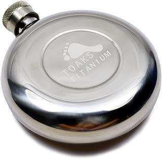 TOAKS Titanium Wine Flask 150ml
