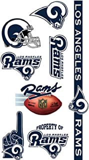 NFL Temporary St. Louis Rams Tattoo