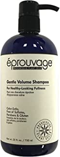 eprouvage Gentle Volume Shampoo, For Healthy-Looking Fullness, 25 oz