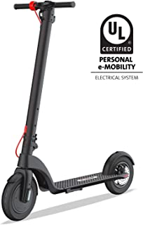 TURBOANT X7 Electric Scooter, Up to 20 MPH, Detachable Long-Range Battery Up to 16 Miles, 8.5