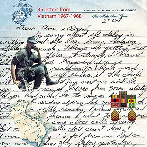Thirty Five Letters from Vietnam cover art