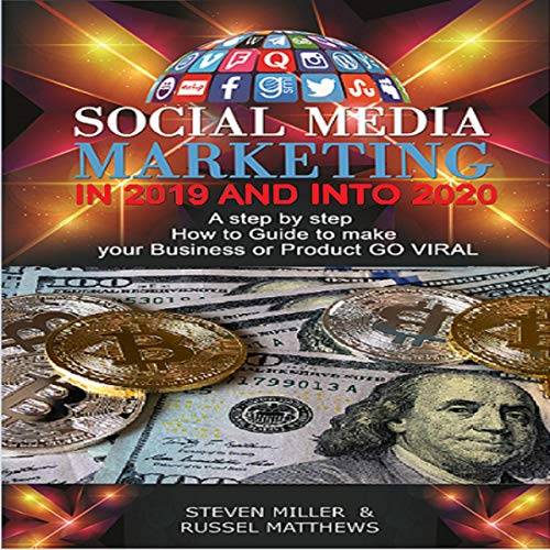 Social Media Marketing in 2019 and into 2020 cover art