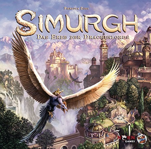 NSKN Legendary Games NSKD0007 Simurgh