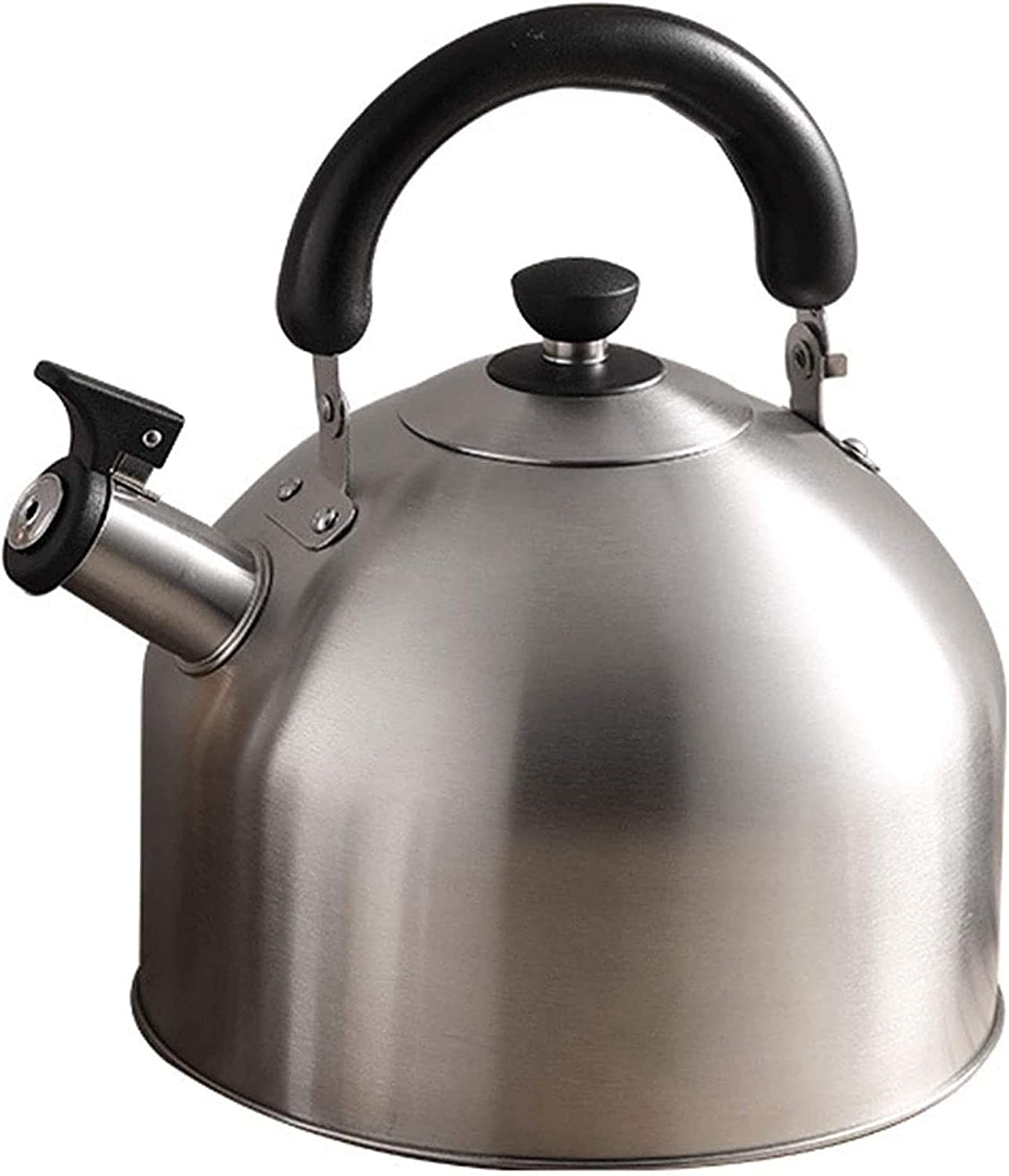 Large Capacity Whistling Cash special price Teapot Ranking integrated 1st place on Stove of Handle Foldable Top