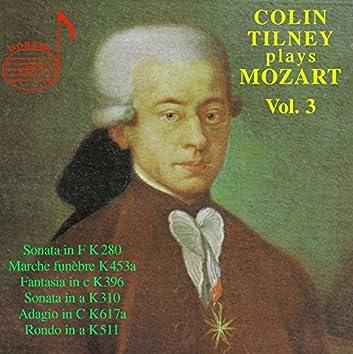 Colin Tilney Plays Mozart, Vol. 3