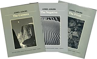 The New Ansel Adams Photography Series (3 Volumes)