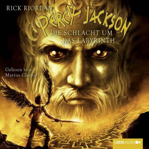 Die Schlacht um das Labyrinth audiobook cover art