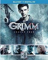 Grimm: Season Four [Blu-ray] [Import]