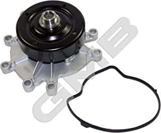 GMB 120-4350IM OE Replacement Water Pump with Metal Impeller