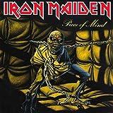 Piece of Mind by Iron Maiden (2014-02-04)