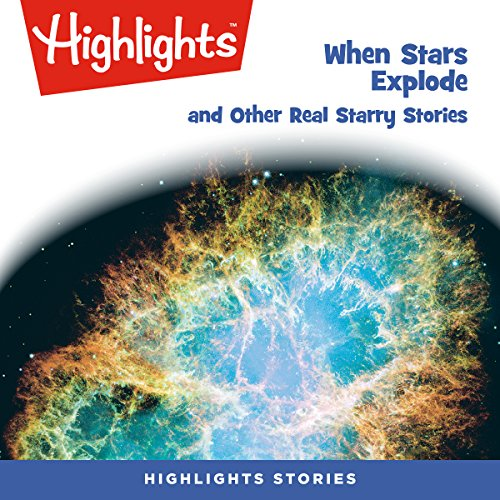 When Stars Explode and Other Real Starry Stories copertina