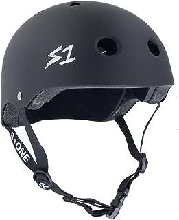 S1 Helmet Co. S1 Mega Lifer Helmet Matte Black XL
