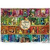 moonship Rompecabezas Adultos 1000 Piezas - Puzzles Adultos 1000 Piezas, Jigsaw Puzzle 1000 Piezas Adultos, Puzzles De Duende Navideño, Juego De Rompecabezas (Color Puzzle)