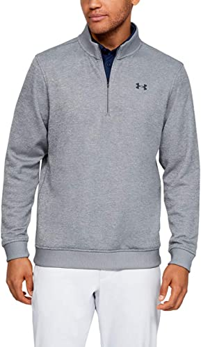 Under Armour Men's Storm SweaterFleece ¼ Zip Long Sleeve Golf Pullover