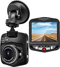 Dash Cam, Veroyi Car Driving Recorder 1080P HD Car Camera Dashboard Camera Recorder with Motion Detection, G-Sensor, Loop Recording, Night Vision
