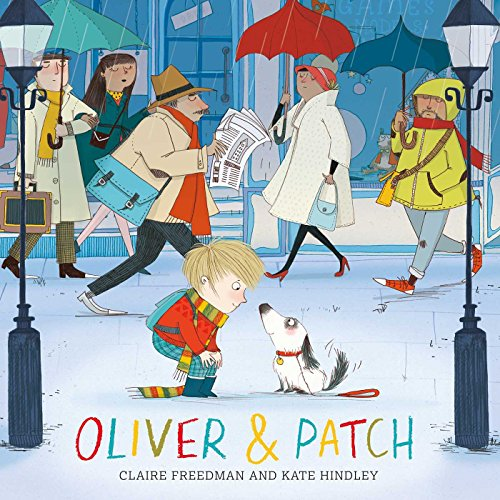 Oliver and Patch (English Edition)