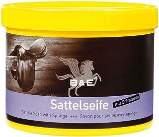 BENSE Bense Sattelreinigungsseife im Set mit 1x Bienenwachs-Leder-Balsam 50ml  1xStarfinish 100ml